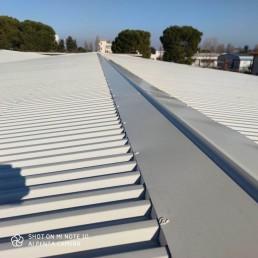 Tetto: Energia 4.0 | Fotovoltaico e sistemi di produzione di energie rinnovabili | Corridonia (MC)