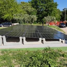 Realizzazioni: Energia 4.0 | Fotovoltaico e sistemi di produzione di energie rinnovabili | Corridonia (MC) 2