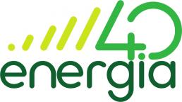 Logo: Energia 4.0 | Fotovoltaico e sistemi di produzione di energie rinnovabili | Corridonia (MC)